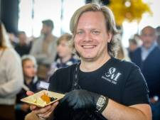 Vingt mille croquettes de crevettes dégustées à Ostende dimanche