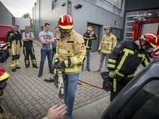 Zeven nieuwe aspirant-vrijwilligers brandweer Tubbergen