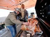 Geduld, dat is de kunst op barbecuewedstrijd in Hengelo