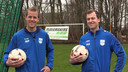 Zoons Martien en Pieter weten het zeker. Dankzij de voetbaluitvindingen van vader Harrie is Oranje straks wereldkampioen.