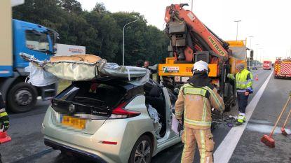 E19 Breda-Antwerpen weer vrij na ongeval met vrachtwagen