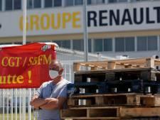 'Renault schrapt 5000 banen'