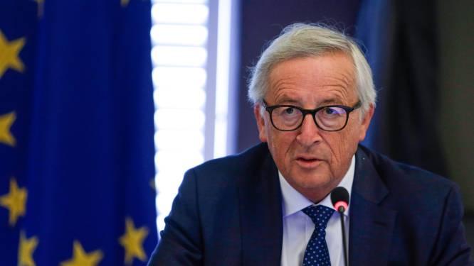 """Juncker wil afschaffing van switch tussen zomer- en winteruur: """"Dat zullen we vandaag beslissen"""""""