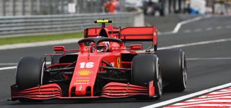 """Aveu chez Ferrari: """"Nous ne sommes pas compétitifs à cause d'une série d'erreurs"""""""