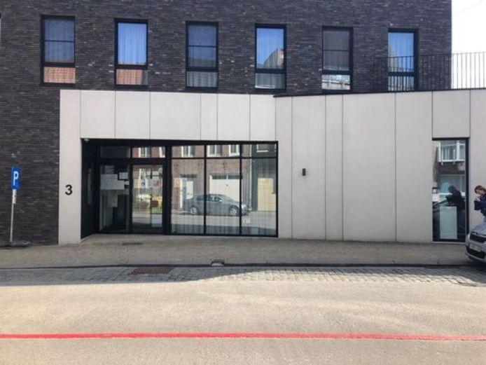 De startplaats in Geluwe bevindt zich aan lokaal dienstencentrum De Spie, in het begin van de Beselarestraat