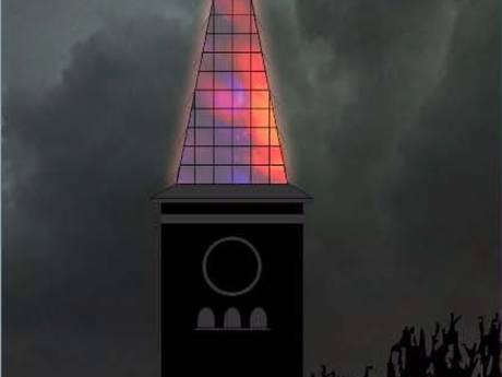 Glazen fakkel of druppel: Wat wordt de nieuwe spits van de Sacramentskerk?