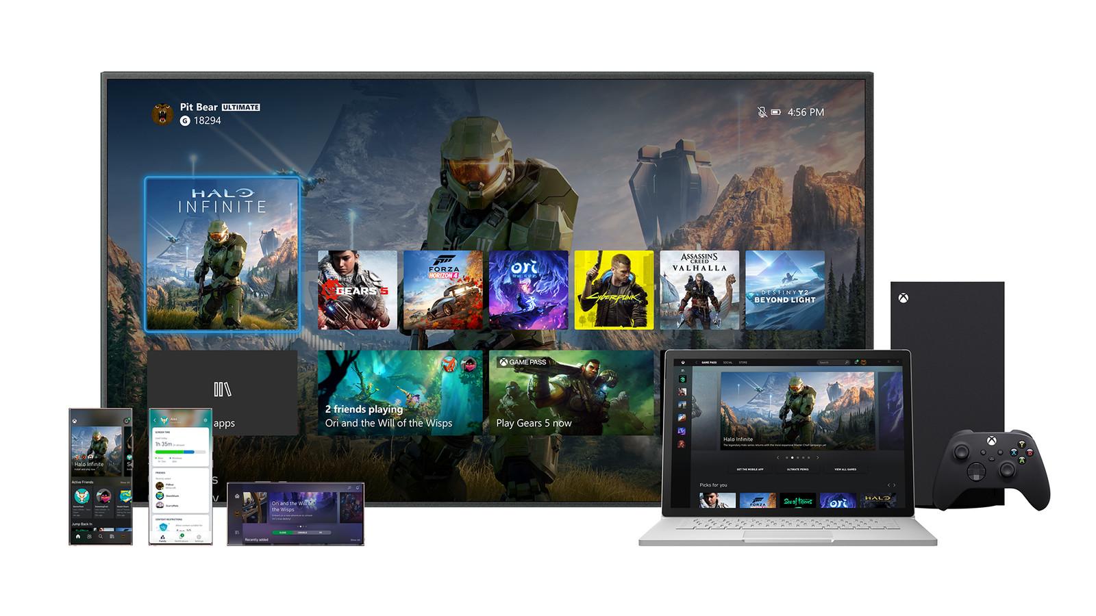 Voor Microsoft is de console inmiddels minder belangrijk dan het 'platformagnostische' game-ecosysteem dat de techgigant aan het uitbouwen is.