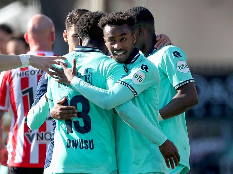 Willem II kan weer lachen: 'Zege op Twente zou ploeg weer reden geven om omhoog te kijken'