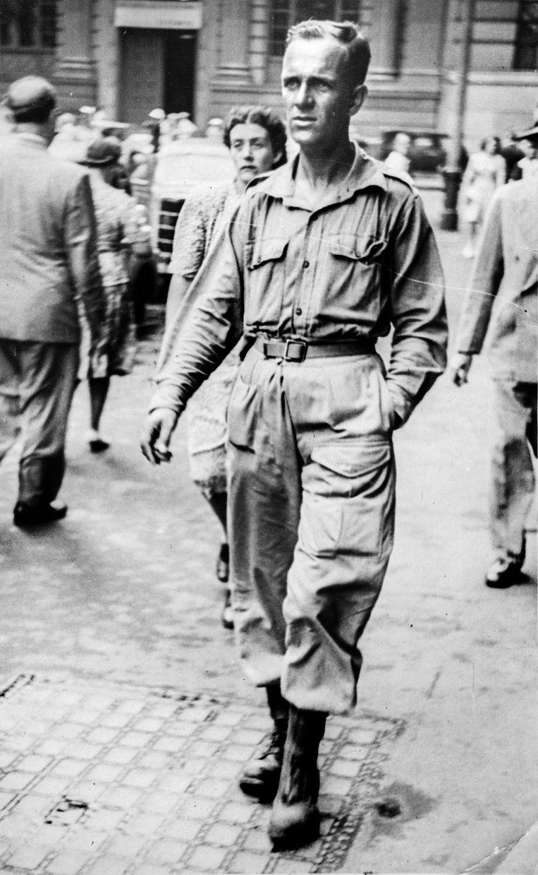 Na de oorlog, in Sydney Beeld