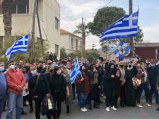 Inwoners Lesbos willen helemaal geen nieuwe 'gevangenis': 'Europa, schaam je!'
