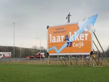 'Staatswiet telen op bedrijventerrein langs A73'