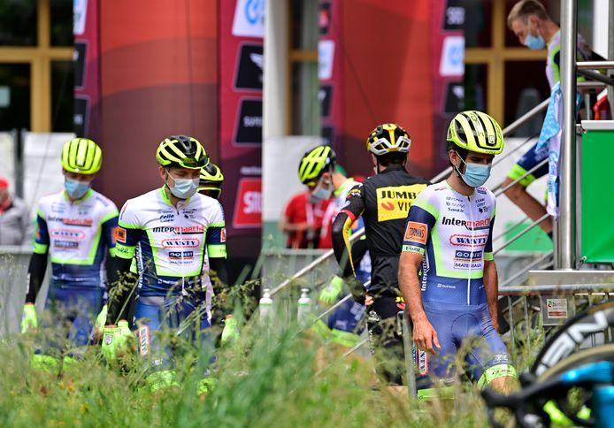 L'équipe Intermarché-Wanty-Gobert se retire du Tour de Suisse.