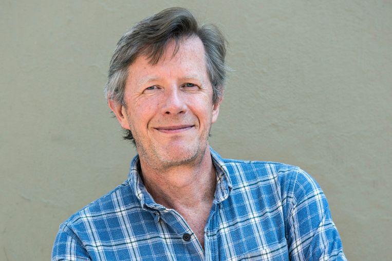 Patrick Bond is hoogleraar economie. Beeld Bram Lammers