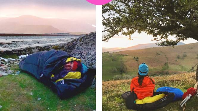 'Bivvying' is de nieuwe kampeertrend en je hebt er niet eens een tent voor nodig
