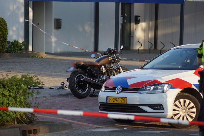Man (43) uit Waalwijk zwaargewond bij motorongeval in Kaatsheuvel