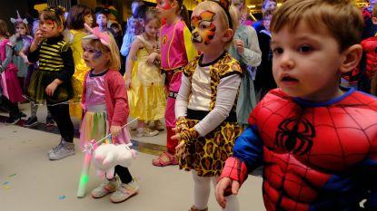 Spider-Man, Mega Mindy en feeën kleuren jubileum kindercarnaval