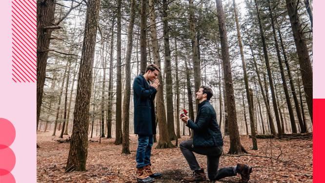 Hartverwarmend (en hilarisch): koppels op Twitter delen foto's en berichtjes van prille begin van relatie