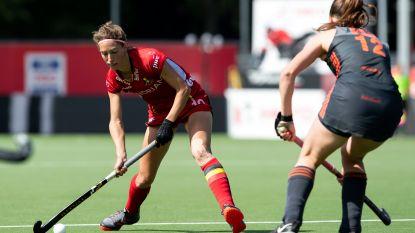 Red Panthers verweren zich kranig tegen wereldkampioen Nederland, maar stunten niet