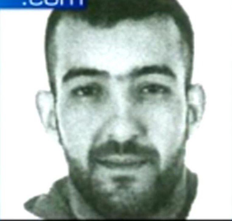 Mohammed Amri. Beeld Rv