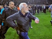 Cowboy-voorzitter PAOK mogelijk vijf jaar geschorst
