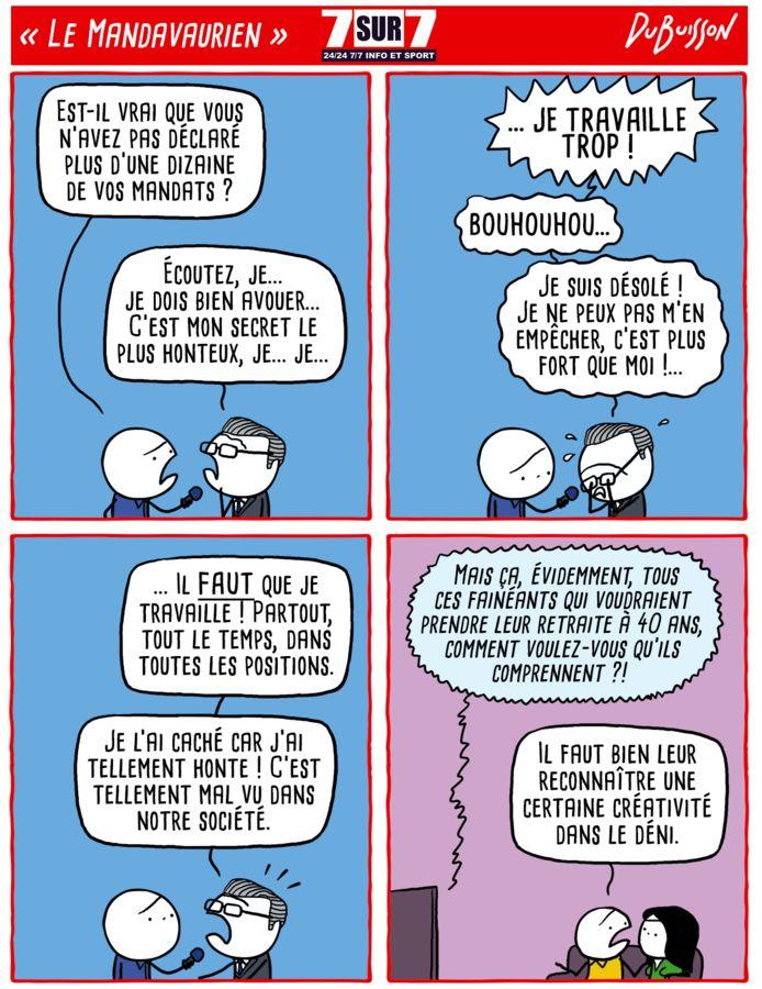 """Le """"Mandavaurien"""", 16 décembre 2019"""