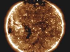 Le soleil comme vous ne l'avez jamais vu