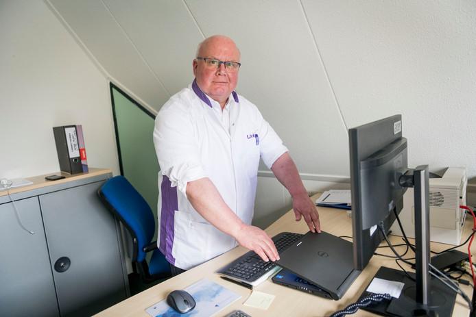 Marcel Garritsen  stopt als directeur van SIZ Twente en gaat (weer) aan de slag als verpleegkundige.