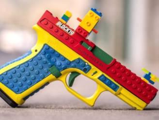"""Pistool dat lijkt gemaakt uit LEGO zorgt voor ophef in de VS: """"Schieten is leuk"""""""