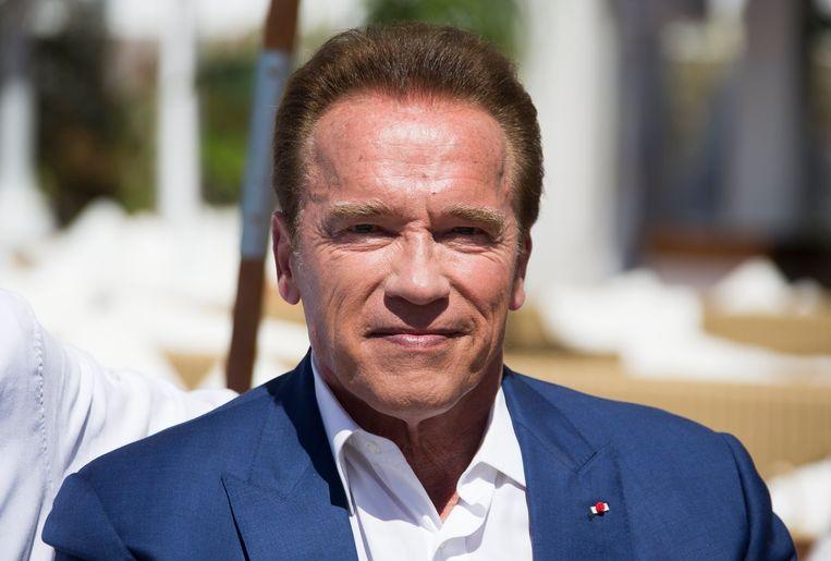 Arnold Schwarzenegger. Beeld EPA