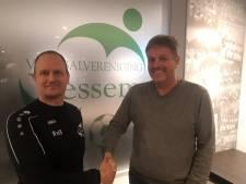 Waldo van den Besselaar gaat voor vijfde jaar bij Vessem