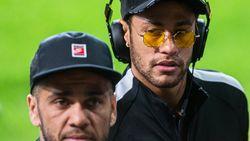 Allemaal voor Neymar: dranghekken in Brussel, lijfwachten en verdieping waar lift niet stopt