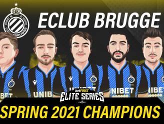 eClub Brugge wint 2021 Elite Series Spring Split: bekijk hier de hoogtepunten
