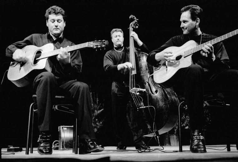 Het Rosenberg Trio. Beeld Hollandse Hoogte