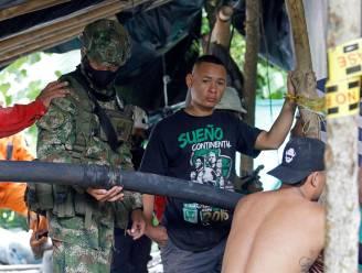 Elf mijnwerkers al drie dagen lang vast in illegale Colombiaanse goudmijn