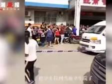 Une attaque au couteau dans une école primaire chinoise fait une quarantaine de blessés
