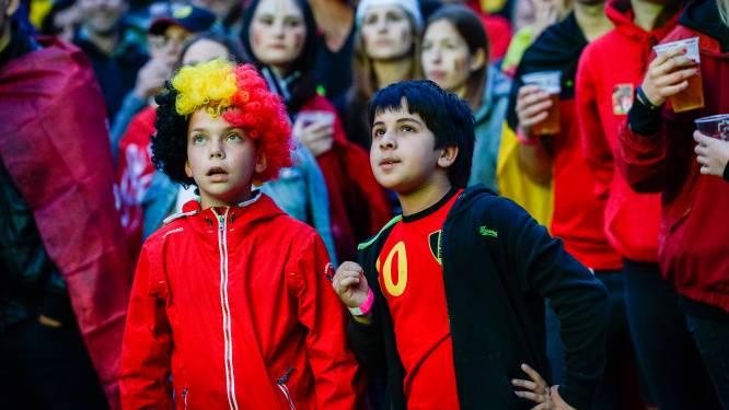 Brussel verduidelijkt horecavoorwaarden voor uitzenden EK-wedstrijden
