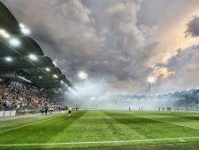 Grensrechter raakt gewond bij Sturm Graz