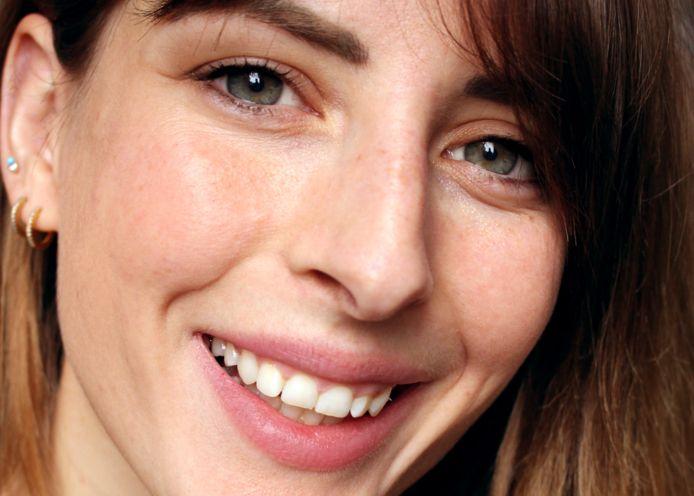 Beauty redactrice Sophie Vereycken