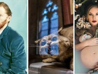 Het gezicht Van Gogh, poezen en sterke vrouwen: dit zijn de kunstexpo's van het najaar
