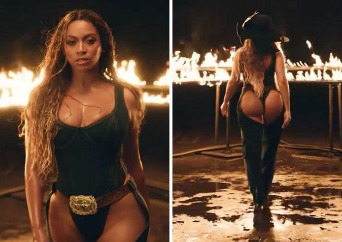 Beyoncé enflamme la Toile aves sa nouvelle collection Adidas x Ivy Park, baptisée Ivy Park Rodeo.