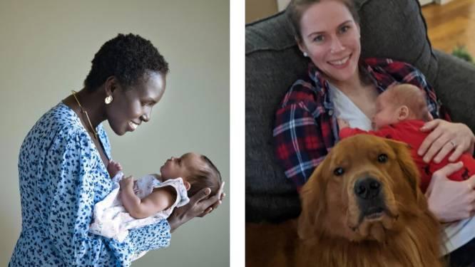 """""""Ik wil niet kiezen tussen mama of topsporter zijn."""" Vrouwelijke sporters die borstvoeding geven, mogen hun baby meenemen naar de Olympische Spelen"""