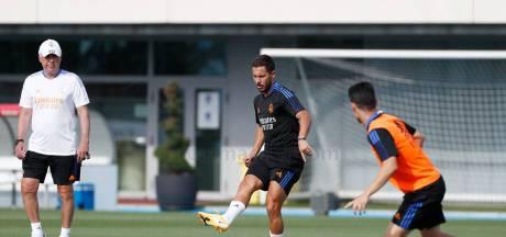Eden Hazard plus affûté que jamais pour son retour à l'entraînement avec le Real