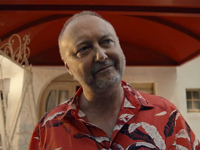 """Luk Wyns speelt in 'Glad IJs' sympathieke boef: """"'Hou maar, vind ik beter zo', zei mijn vrouw toen ik met mijn broske thuiskwam"""""""