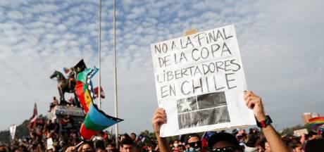 Finale Copa Libertadores verplaatst van Chili naar Peru