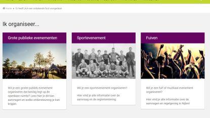 Nijlen lanceert nieuw informatiepunt voor evenementen