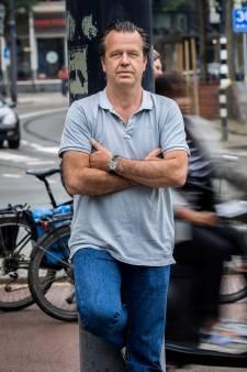 Journalist Bas Haan (47) schreef thriller over Rotterdam: 'Prettig tijdverdrijf om vanuit je hangmat iemand te vermoorden'