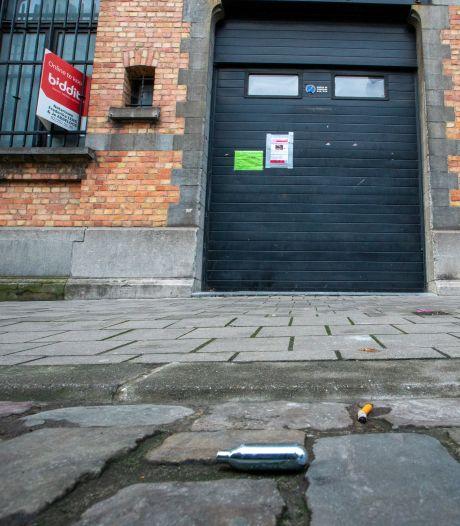 """Une """"lockdown party"""" avec 100 personnes, discothèque et bar à chicha interrompue à Laeken"""