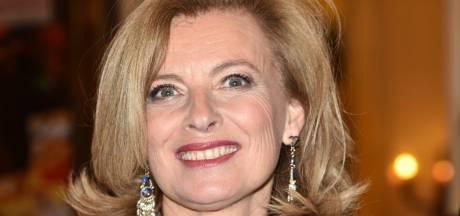 Valérie Trierweiler arrive chez RTL