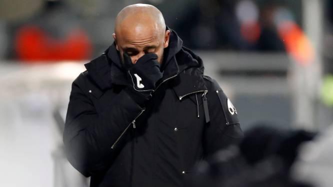 Anderlecht kapseist in Eupen na rode kaart Lawrence en lijdt derde uitnederlaag op rij