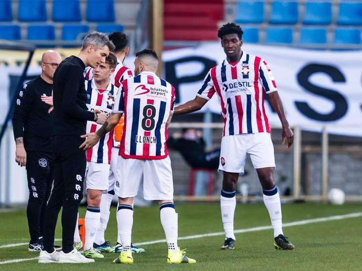 LIVE | Van Beek en Köhn vervangen geschorst duo bij Willem II, Trésor begint als aanvallende middenvelder